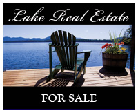 Adirondack Lake Home and Camps For Sale